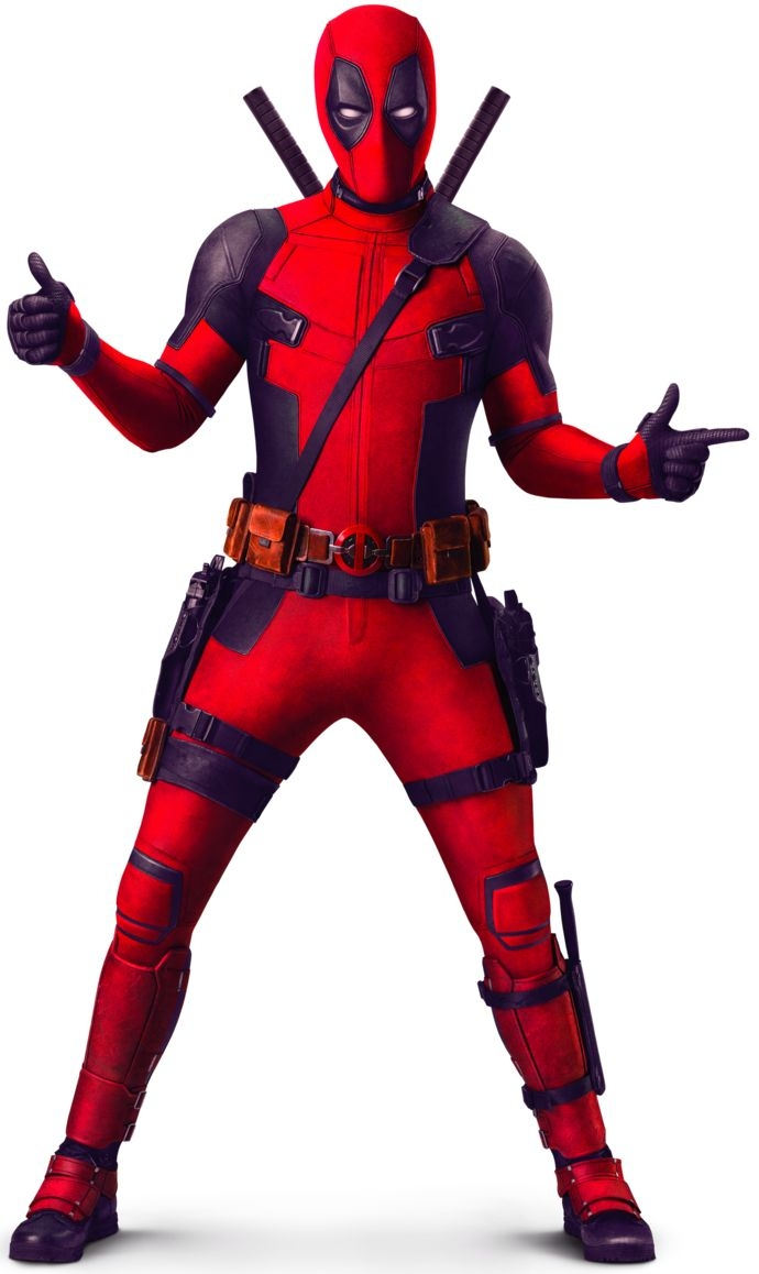 Deadpool clipart. Best of collection digital