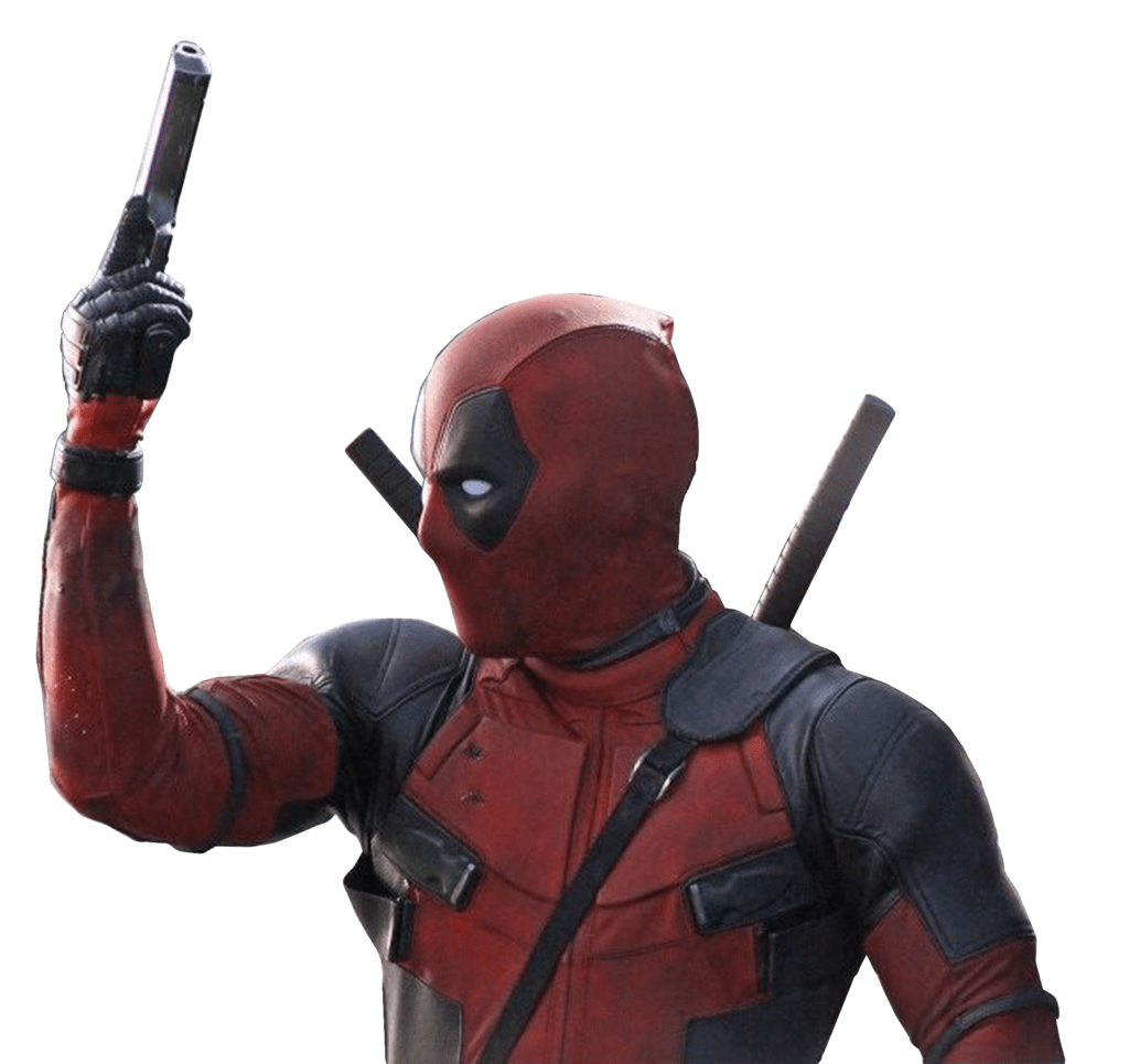 deadpool movie png