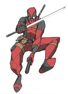 deadpool clipart deadpool marvel