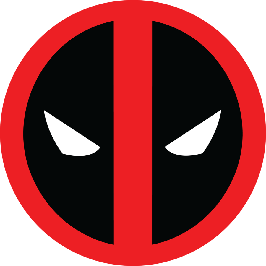 deadpool head png
