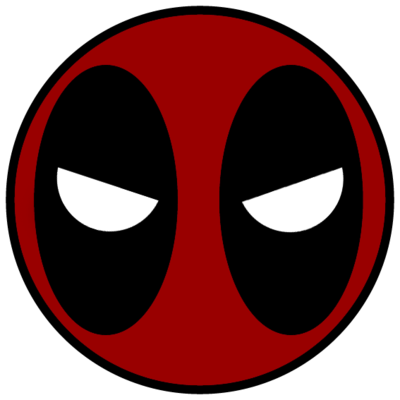 Deadpool mask png. Face icon free icons