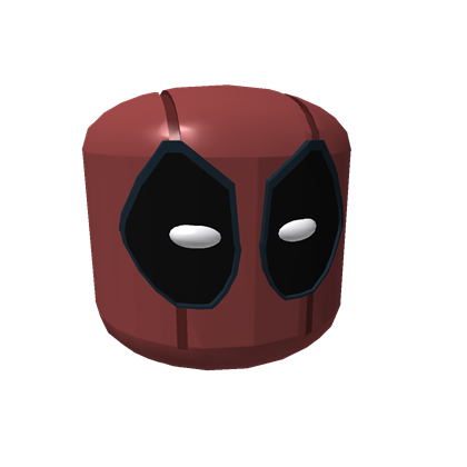 Deadpool mask png. Movie roblox