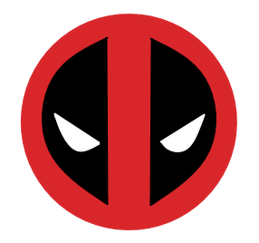 X drawing deadpool. Image mask png wiki