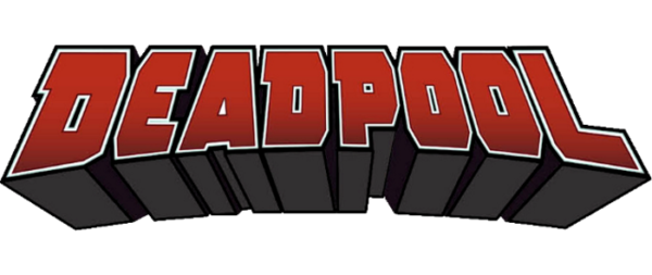 Deadpool movie logo png. Two year anniversary edition