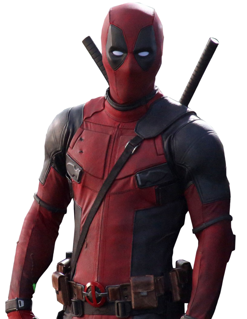 Character transparent movie. Deadpool by trickarrowdesigns on