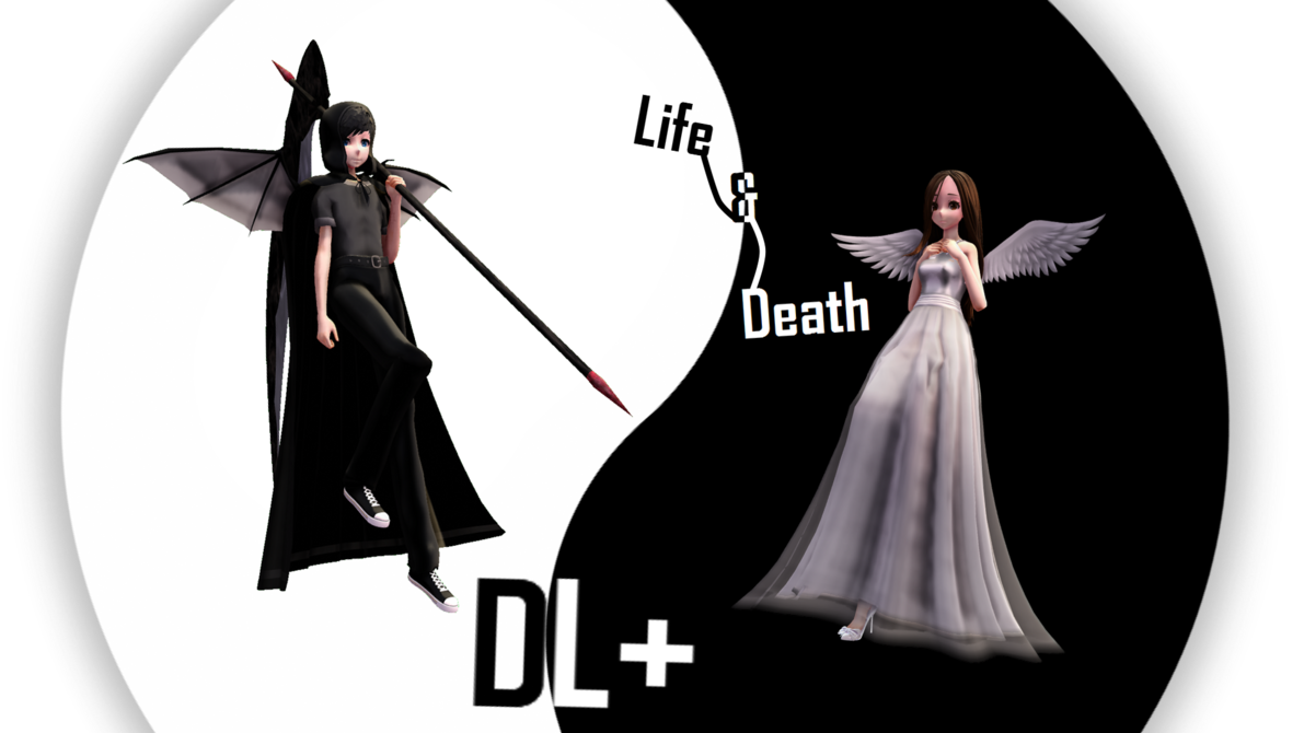 Death angel png. Mmd life and angels