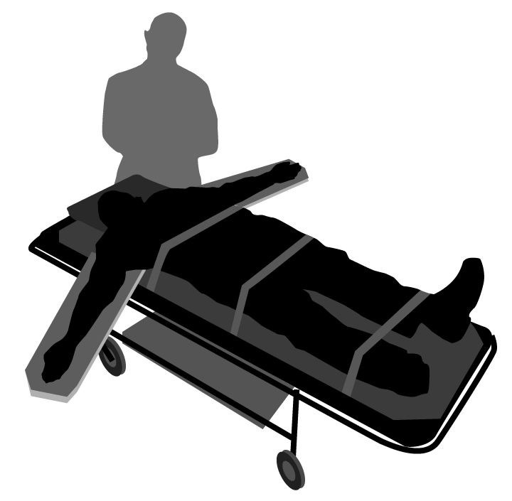 Death clipart lethal injection. By firing squad how