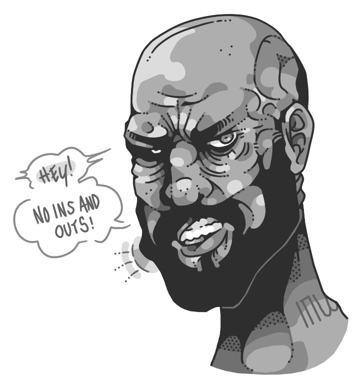 Death grips png. Stefan is angry by
