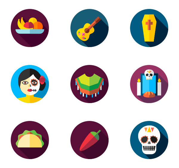 Death icon png. Packs vector svg