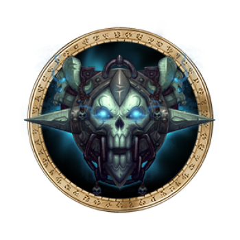 death knight crest png