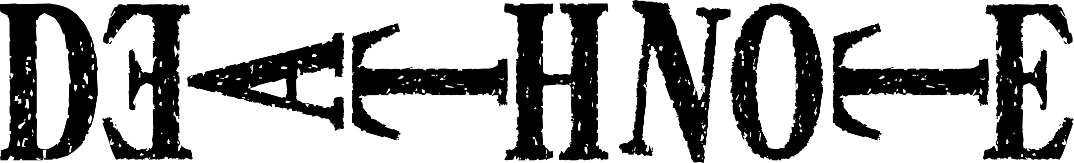 Death note logo png. File svg wikimedia commons