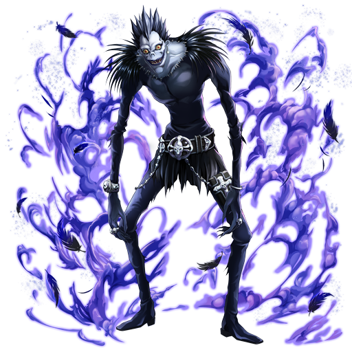 Death note ryuk png. Image othellonia art wiki