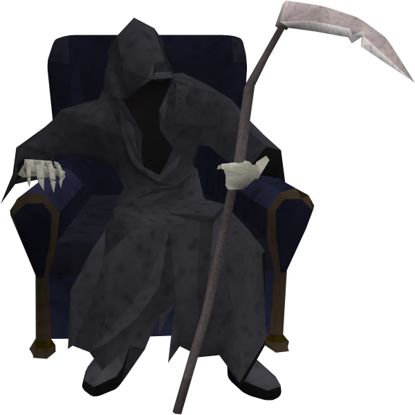 Grim reaper png. Runescape featured images file