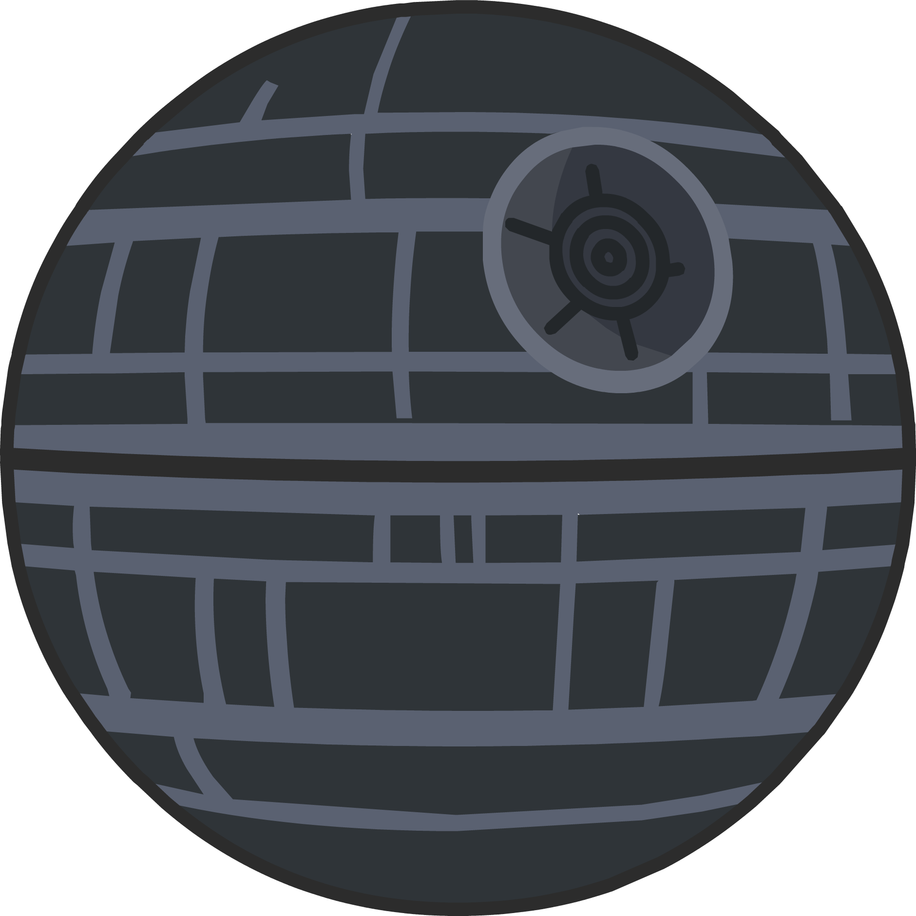 Death star clip art png. Image icon club penguin
