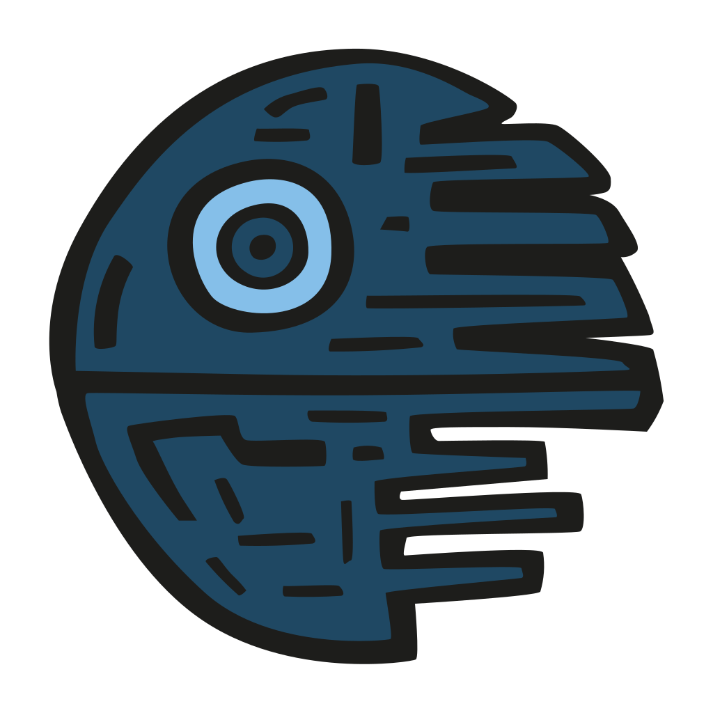 Death star icon png. Free space iconset good