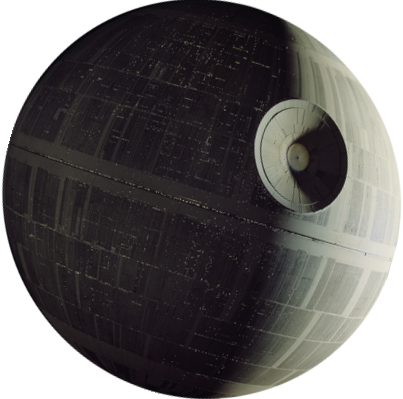 star wars death star png