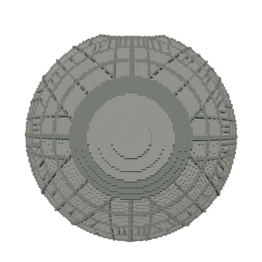 Death star png transparent. Minecraft project