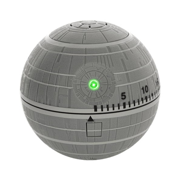 Death star png transparent. Wars kitchen timer eb