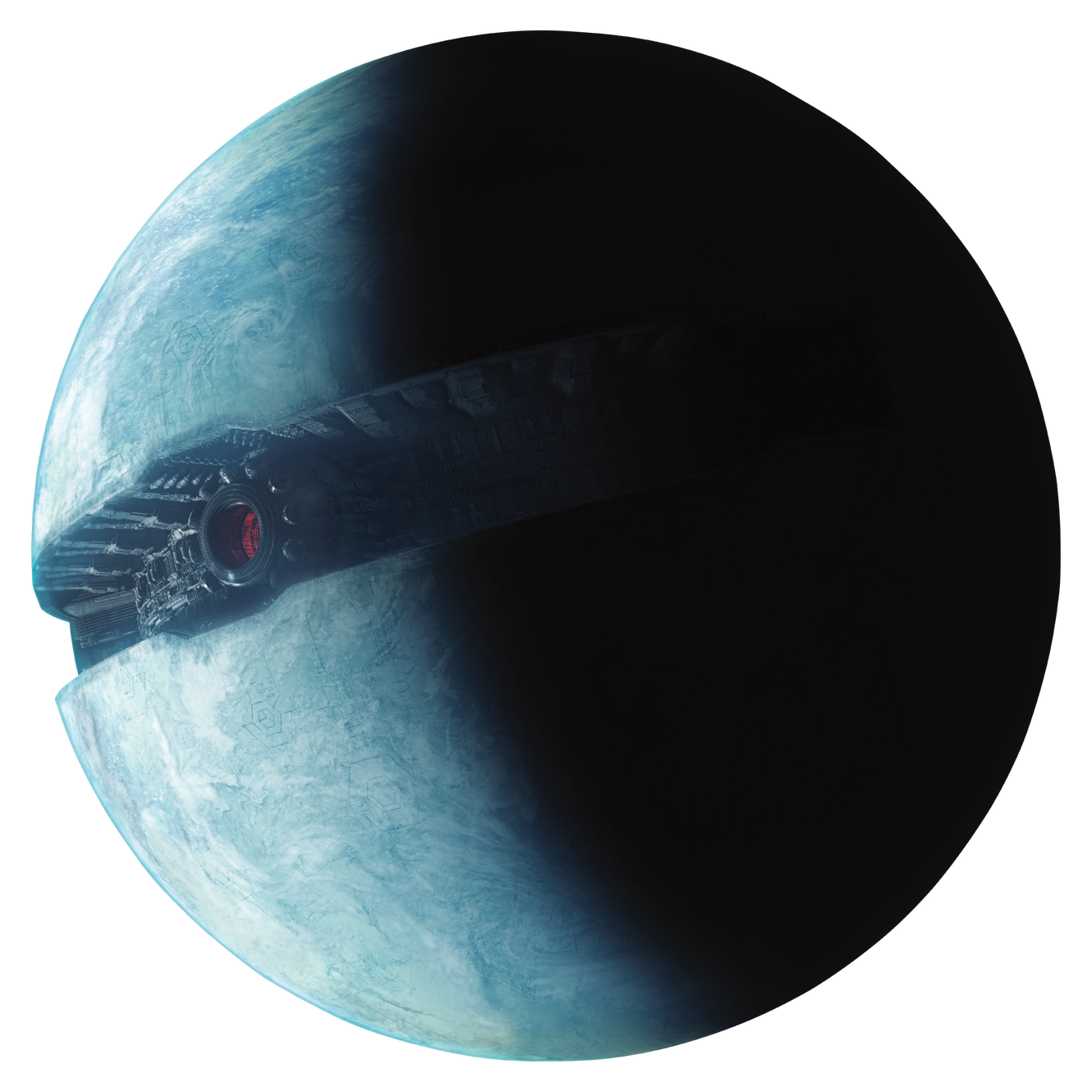 Death star png transparent. General hux starkiller base