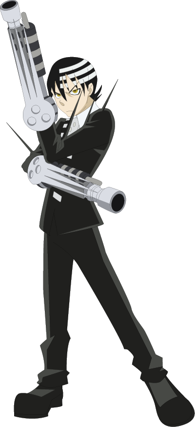 Death the kid png. By paulonunes on deviantart