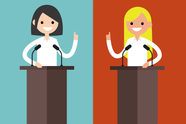 Debate clipart convincing. The untimely death of