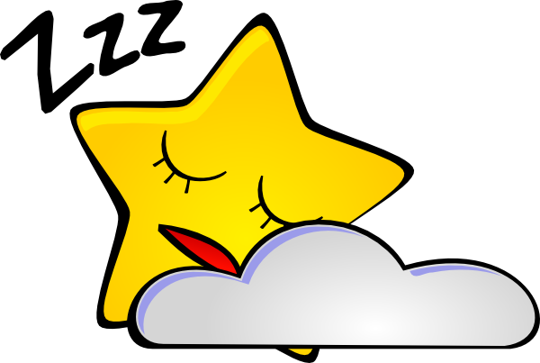 Bedtime clipart sleep well. The importance of staff