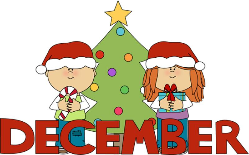 December clipart. Cilpart skillful ideas images