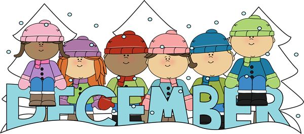 December clipart animated. Best clip art