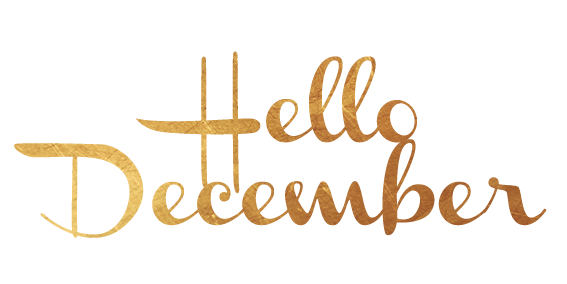 December clipart hello december. Junction transparent