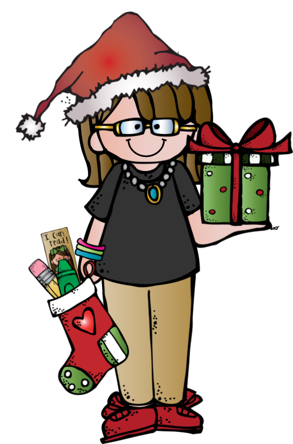December clipart melonheadz. On the first day