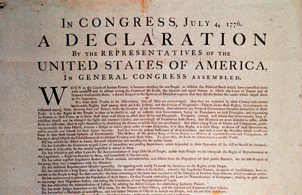 Declaration of independence clipart banner. Panda free images declarationclipart