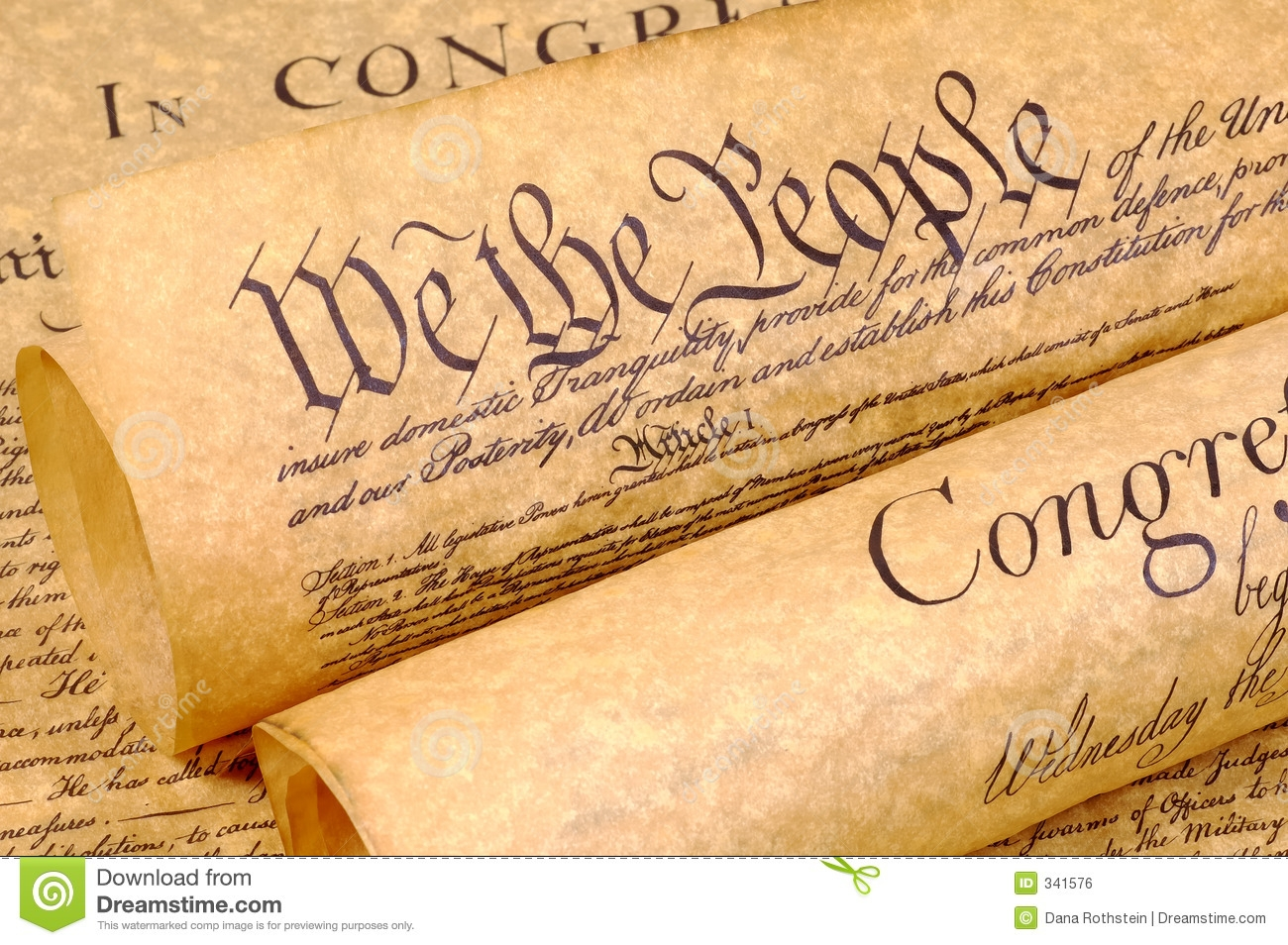 declaration of independence clipart full