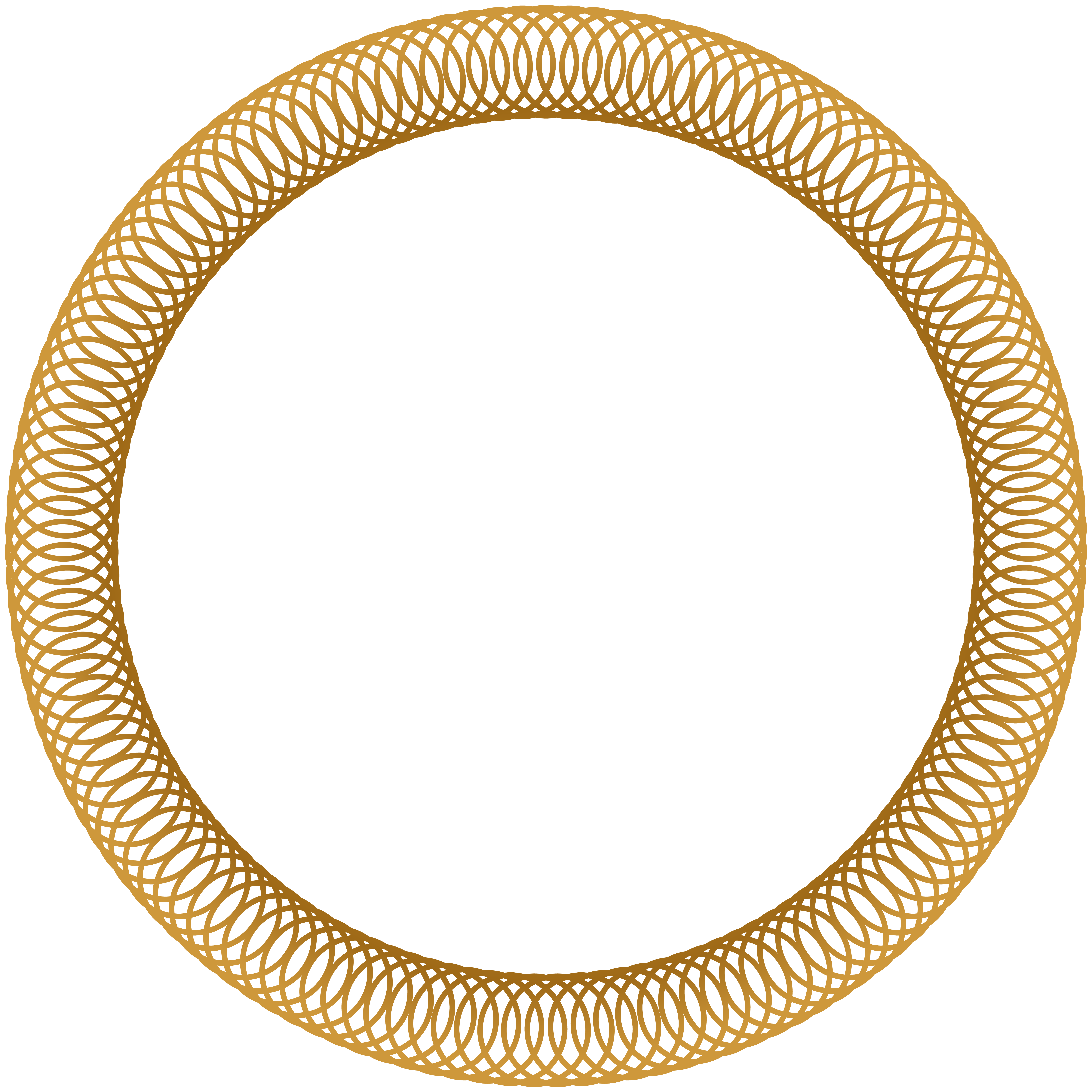 Deco clipart round. Frame clip art png