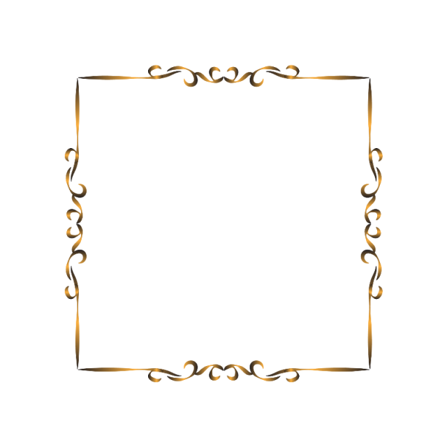 Marcos vector png. Luxury ornament frame background