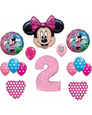Decoration clipart party accessory. Amazing deal minnie mouse