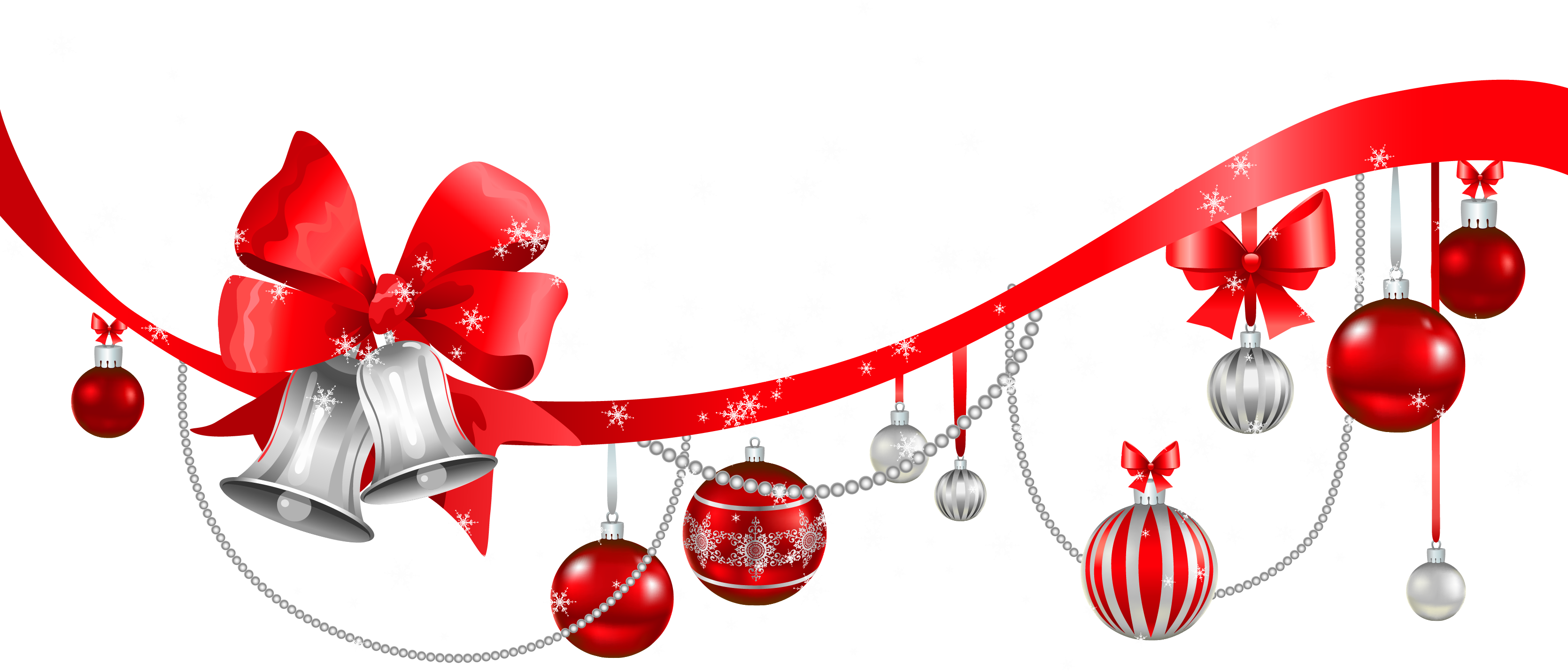 christmas ornament border png