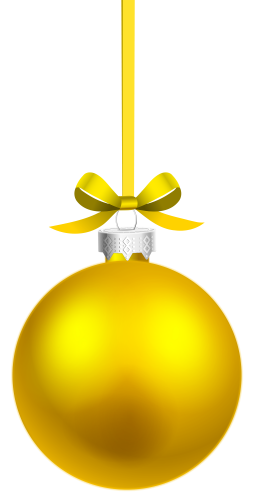 Pin by linda walker. Ornaments clipart yellow ornament clipart stock