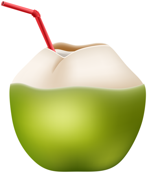 Coconut drink png. Exotic clip art gallery