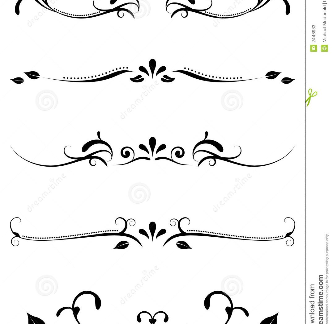 Decorative clipart decorative accent. Accents phenomenal wood for