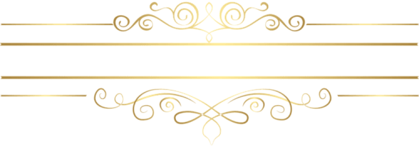 Decorative clipart decorative element. Download gold transparent png