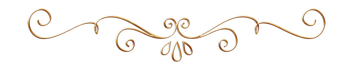 Decorative gold line png. Ladies respite dsdecorationgoldpng