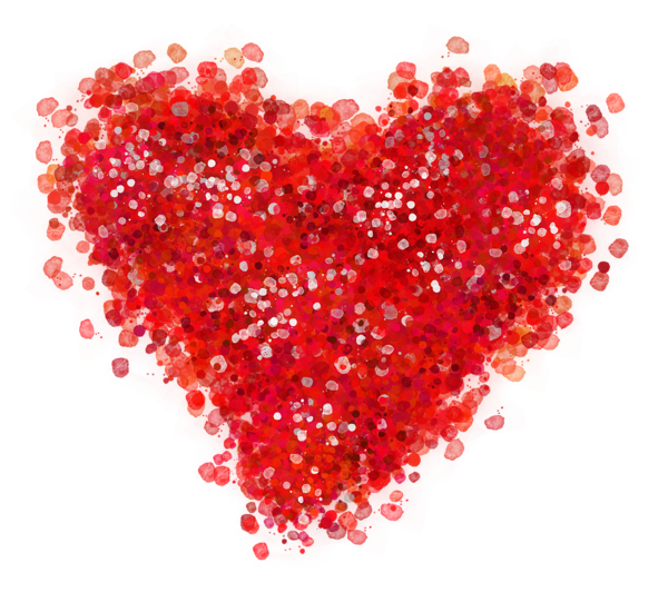Decorative heart png. Red clipart picture pinterest