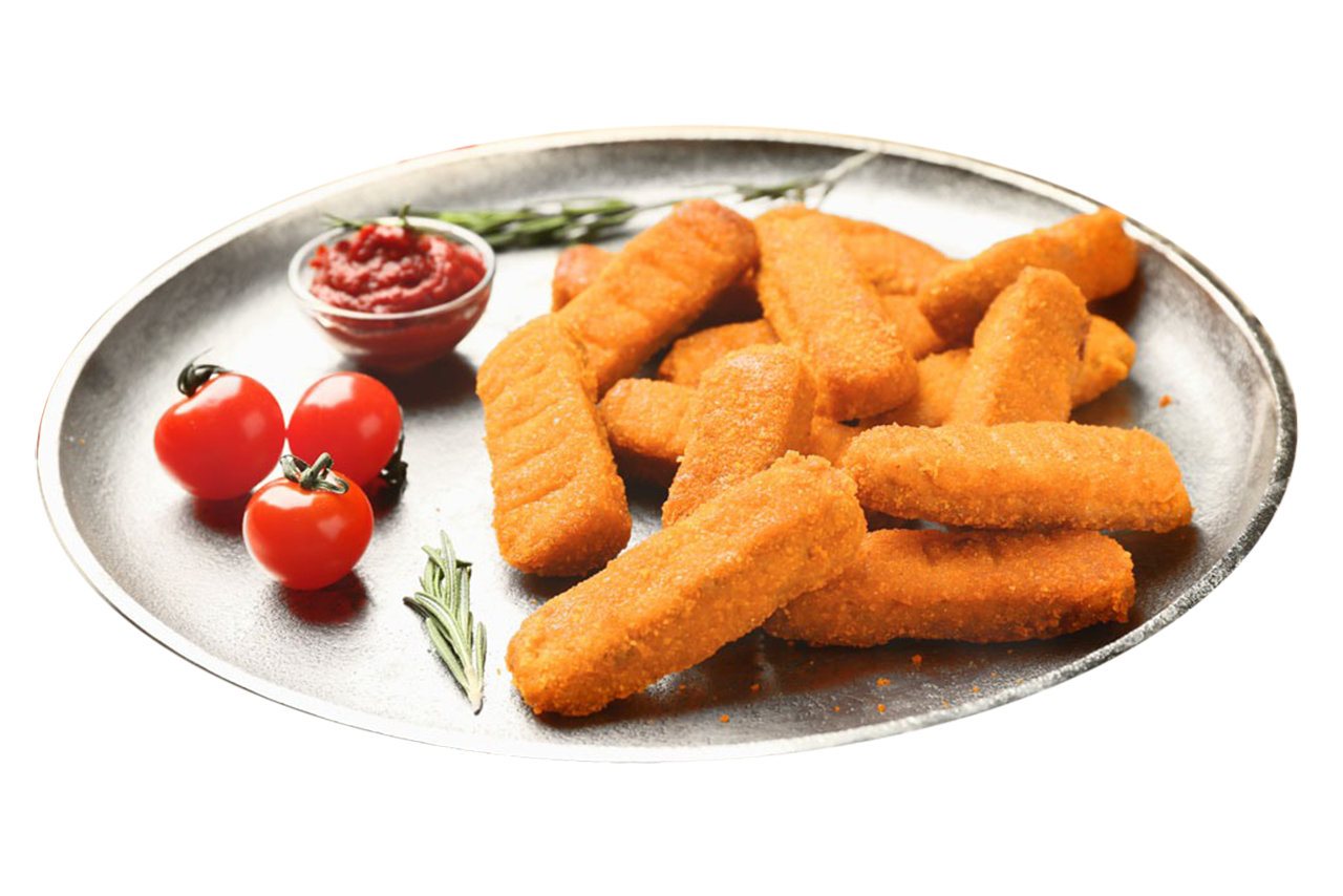 Food plate png. Chicken nugget fried french