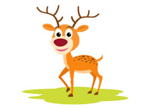 Deer clipart. Free clip art pictures