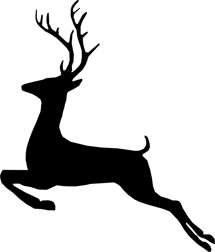 Svg design deer