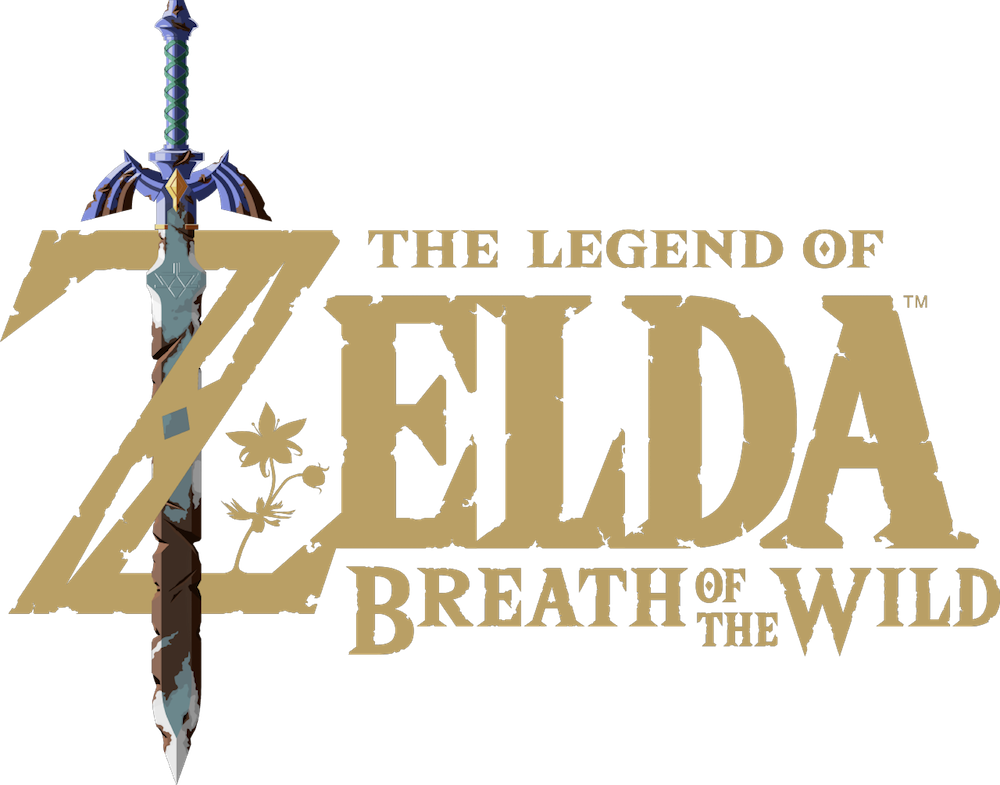 Fang transparent word. Zelda breath of the