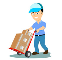 Delivery clipart. Search results for clip