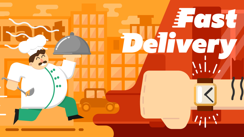 Delivery clipart lunch delivery. How to marketing your