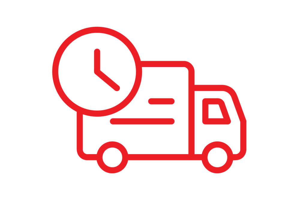 Delivery clipart on time delivery. Gta sourcing turnkey solutions