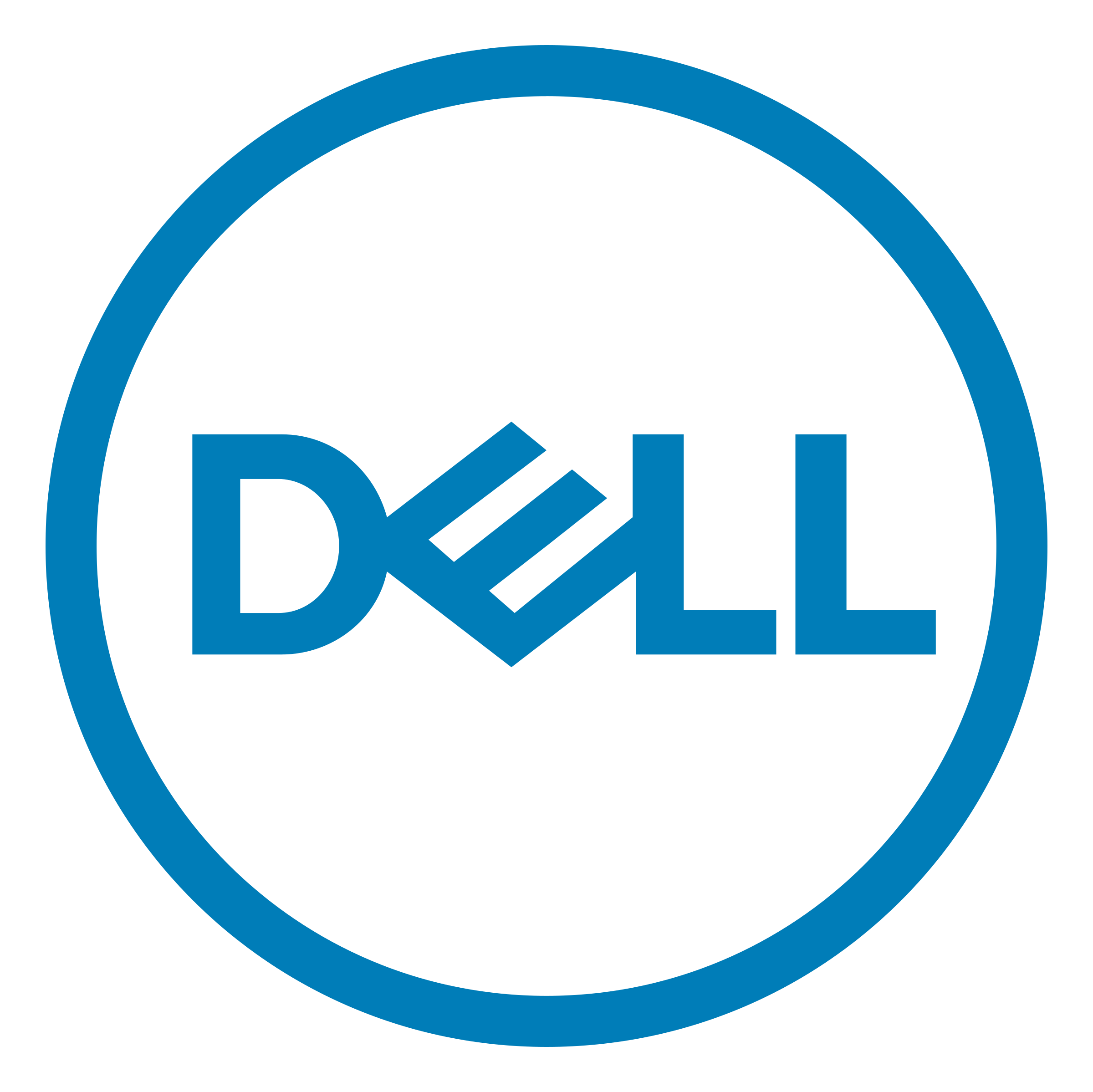Dell logo png. Transparent svg vector freebie